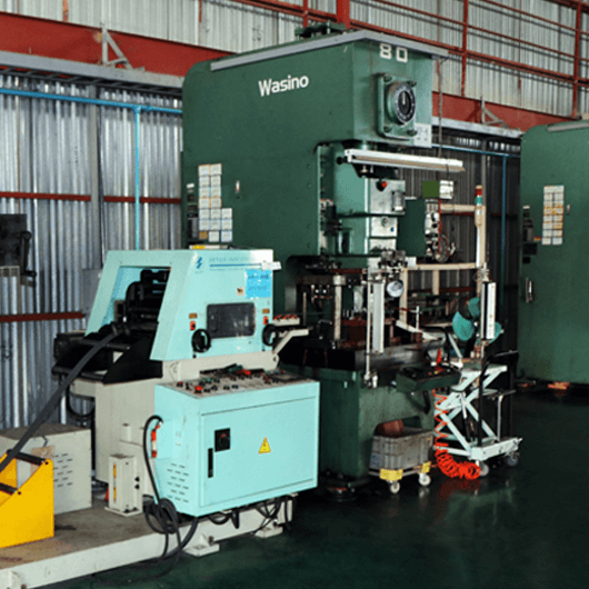 Progressive press 80t : Qty 1 (made by Washino engineering)