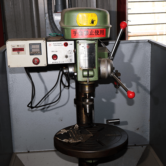 Drilling machine : Qty 1
